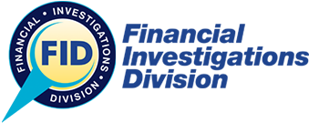 Financial Investigations Divisions – Taking the profit out of Crime
